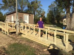 Babin Wheelchair Ramp Construction
