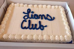 Lion's Cake